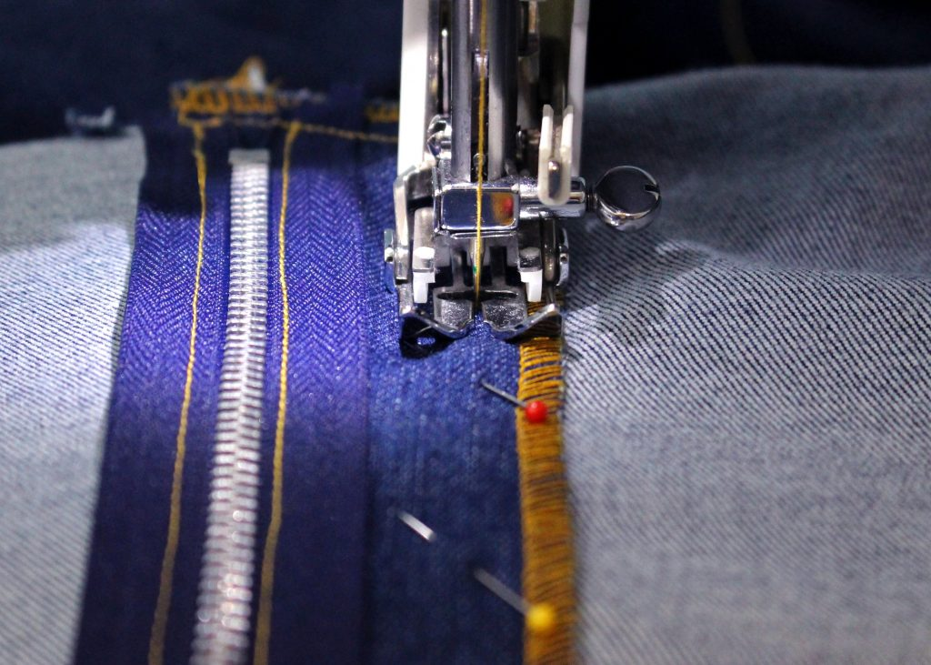 Tailors Gone Wild - Advanced Sewing Course